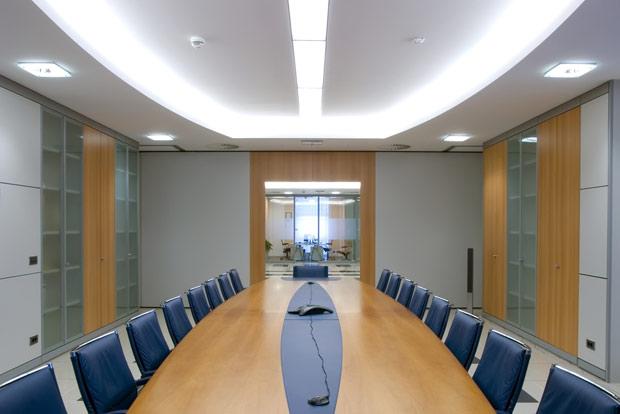 Illuminazione Per Ufficio.Ufficio A Led Triconsulenze