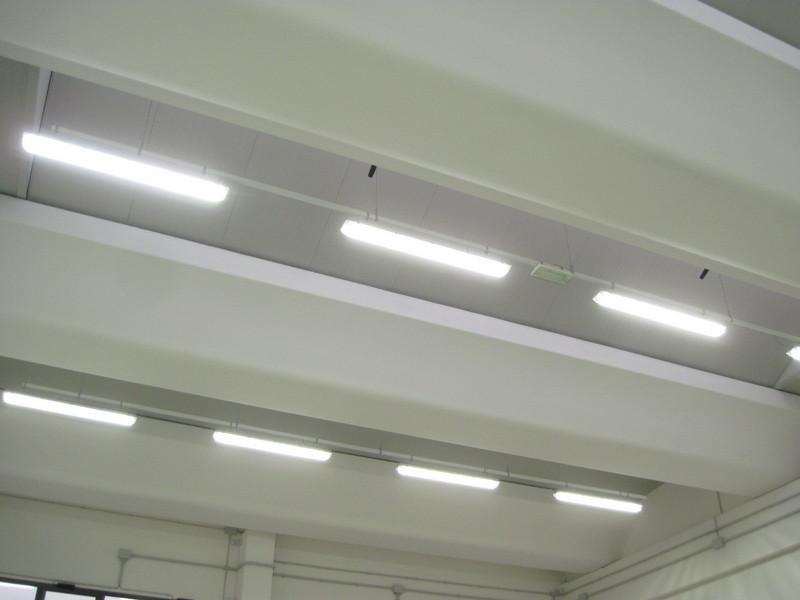 Plafoniere Led Per Uffici : Luce led per ufficio illuminazione a lampade da